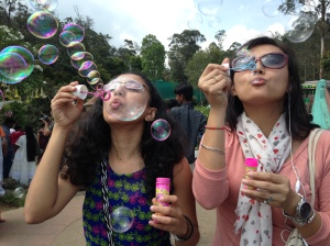 Bubbles!