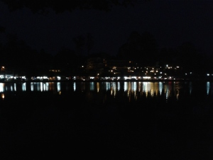 Twilight View of Kodaikanal Lake