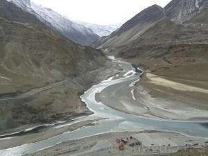 Sindhu-Zanskar sangam